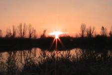 Il momento magico,l'alba,la nostra alba.