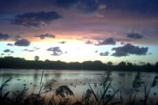 L'alba del Moriglione, nel meraviglioso e magico chiaro di Aldo Berardi e del mitico Francone